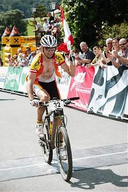 Europameister Thomas Strobl AUT