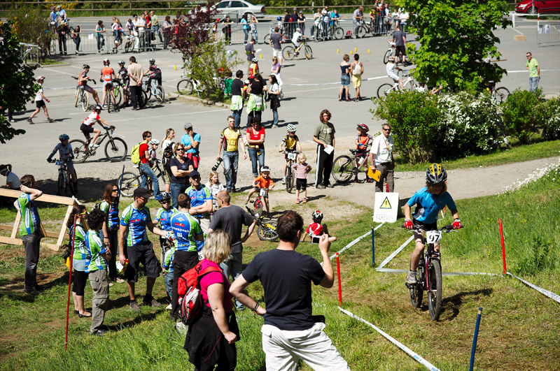 Grazer Bike-Opening Stattegg 4.-7.Mai 2012