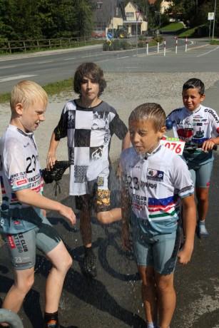 Foto auf Bike Camp 02.11 im August 2011