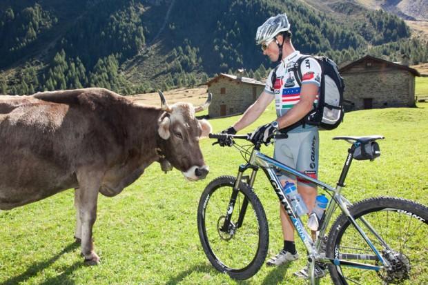Cheftrainer Bernd Tauderer on Tour<br />> Bikeclub GIANT Stattegg