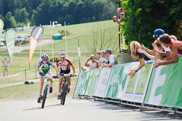 Foto auf Presse