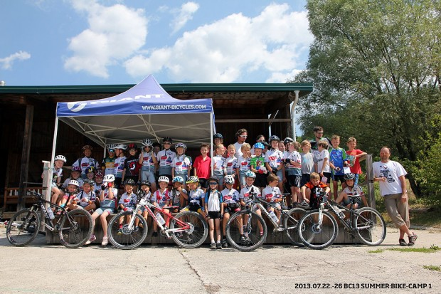 Foto auf Jung-Bikeclub-Kalender