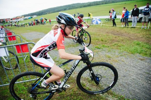 U15 Team Relay Laura Stigger Austria 1 -  3. Platz