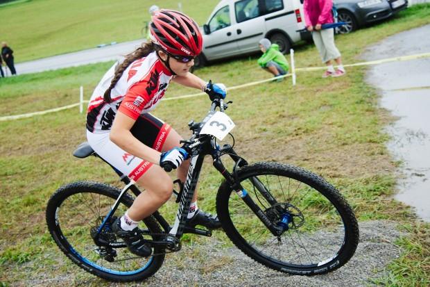 U17 Anna Spielmann Austria 1  -  6. Platz Team Relay