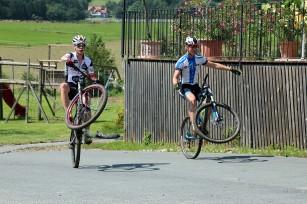 Foto auf Bike Camp II  04.08.-08.08.2014