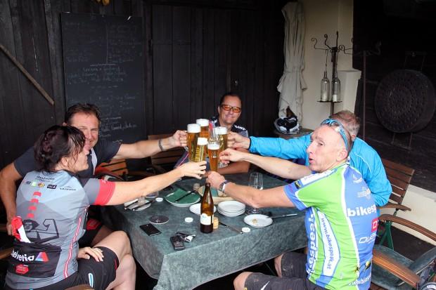 Foto auf Wildoner Radmarathon 2014