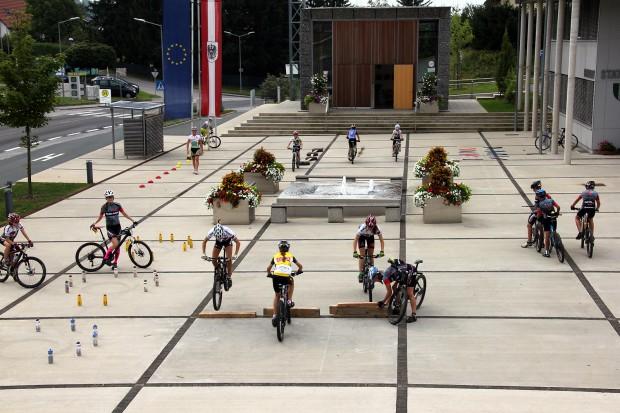 Foto auf Bike Camp I  21.-25. Juli 2014
