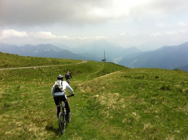 Foto auf Tourentage Sutrio - Monte Zoncolan (ITA) 1. - 5. Juli 2015 > GIANT Stattegg