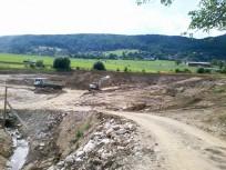 .. die Arbeiten am Bikepark 2 sind noch nicht so weit gediehen...