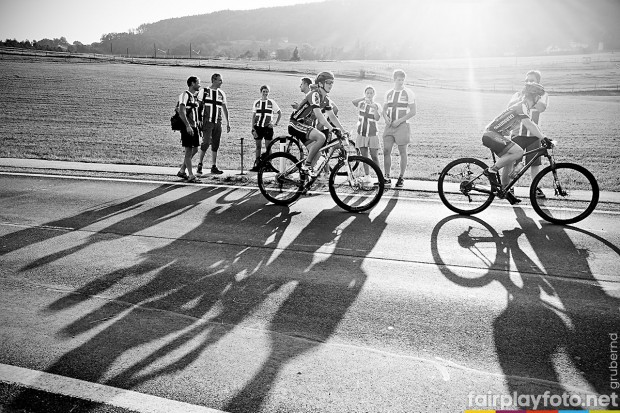 Foto auf Tag 1  - Team Time Trial