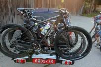 Foto auf Bike Camp 15.III - Doppelte Premiere
