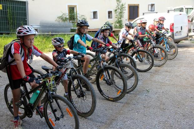 Foto auf Bike Camp 15.II  - Perfektes Wetter - Great performance!