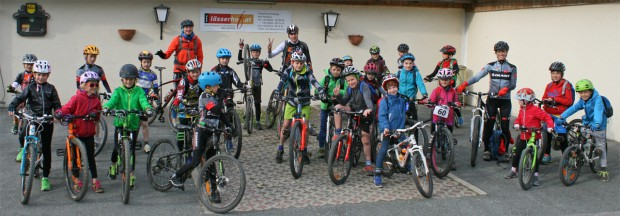Foto auf Oster Bike Camp 26.- 28.03.2018 - Hoppy Easter Everybunny!