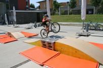 Foto auf Donnerstags Kids Bike-Training