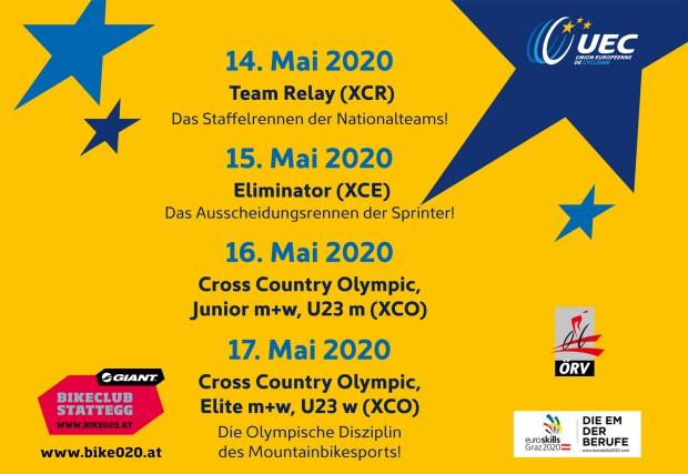 Foto auf UEC MTB European Championships 2018/2020